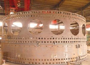 高炉炉壳安装厂家